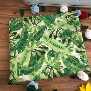 TROPICAL LEAVES FABRIC